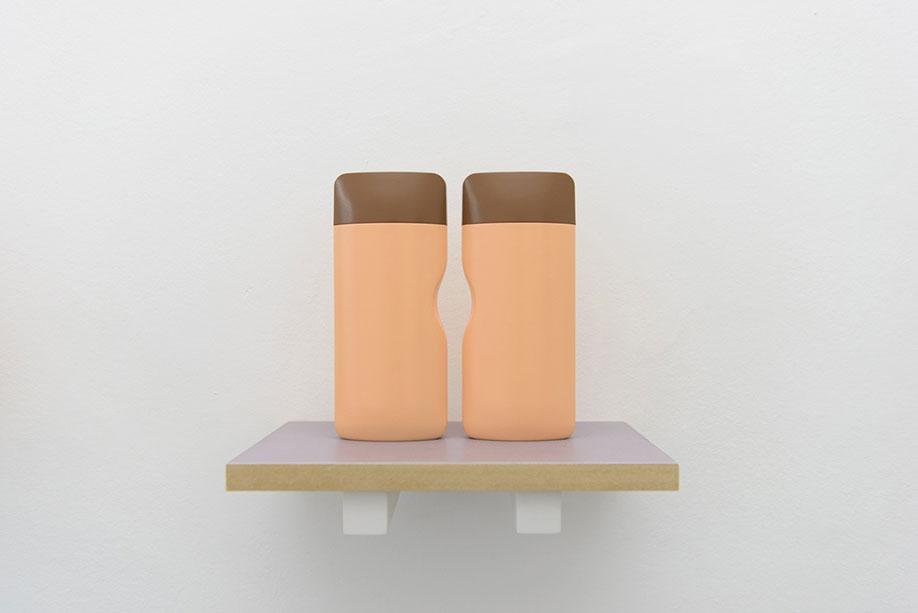 <b>Title:&nbsp;</b>Kept in Mind<br /><b>Year:&nbsp;</b>2013<br /><b>Medium:&nbsp;</b>30 x 30 x 25 cm<br /><b>Size:&nbsp;</b>Plaster, acrylic, wood, fixings