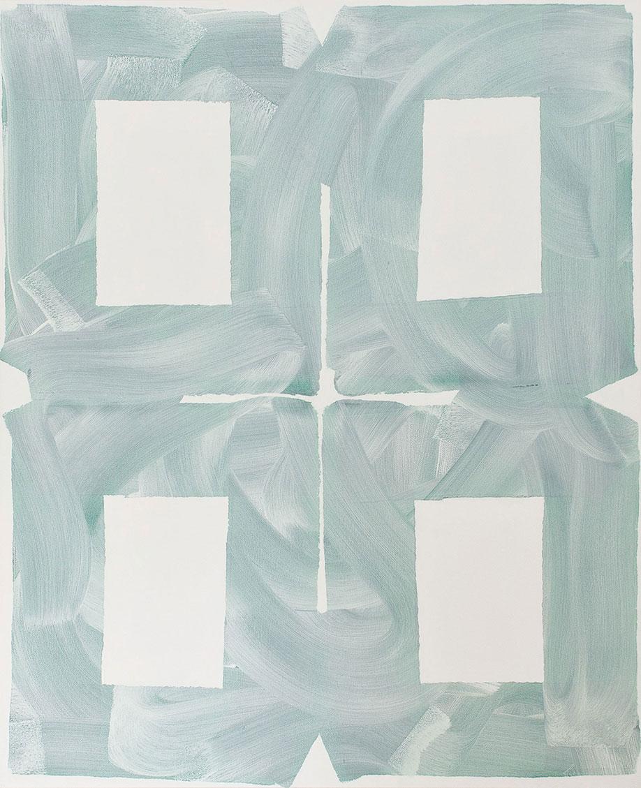 <b>Title:</b>Garden IX<br /><b>Year:</b>2013<br /><b>Medium:</b>Acrylic on canvas<br /><b>Size:</b>160 x 130 cm