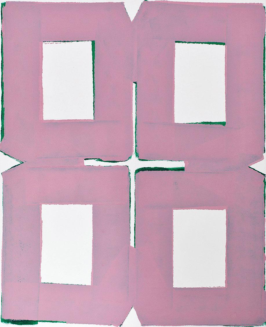 <b>Title:</b>Garden VIII<br /><b>Year:</b>2013<br /><b>Medium:</b>Acrylic on canvas<br /><b>Size:</b>160 x 130 cm