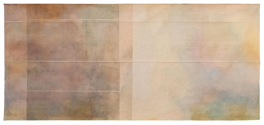 <b>Title:&nbsp;</b>The Apocalypse<br /><b>Year:&nbsp;</b>2012<br /><b>Medium:&nbsp;</b>Mixed media on canvas<br /><b>Size:&nbsp;</b>180 x 390 cm