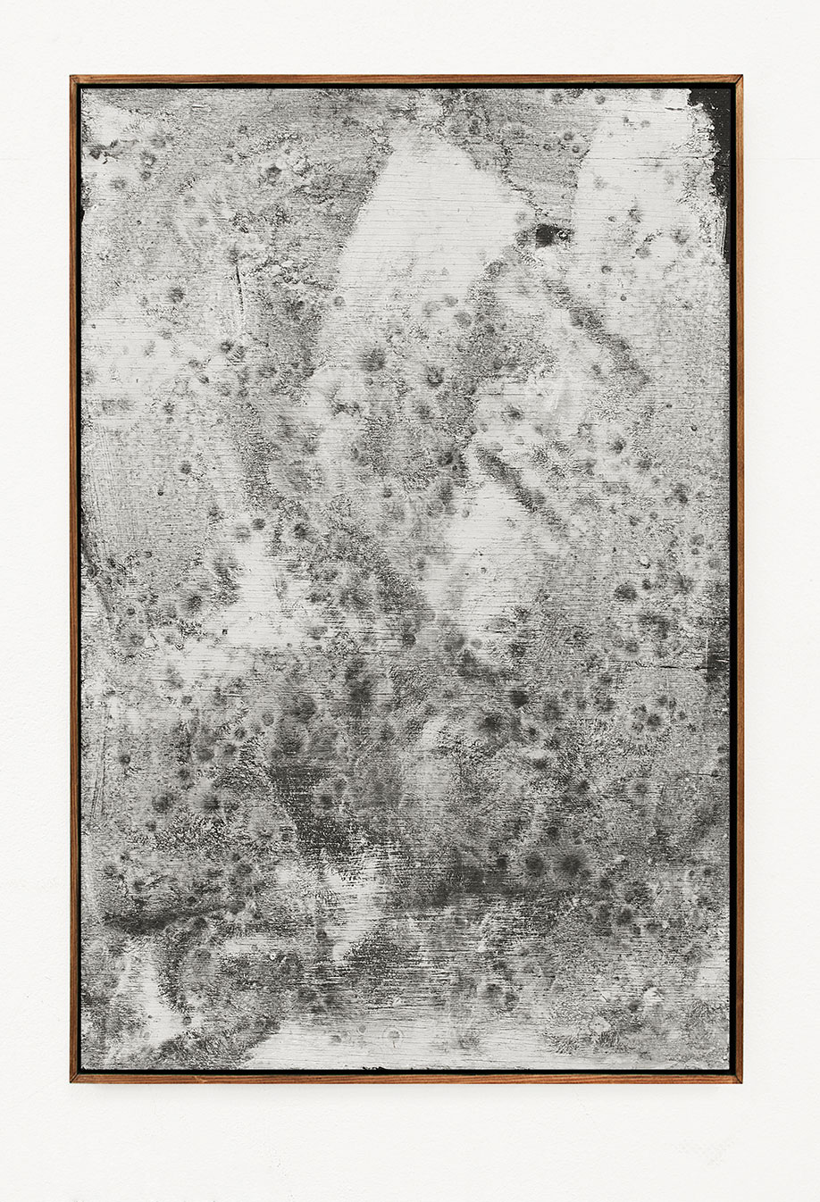 <b>Title:&nbsp;</b>Conversations Rain Ability<br /><b>Year:&nbsp;</b>2012<br /><b>Medium:&nbsp;</b>Chalk and blackboard paint on plywood<br /><b>Size:&nbsp;</b>59 x 39 cm
