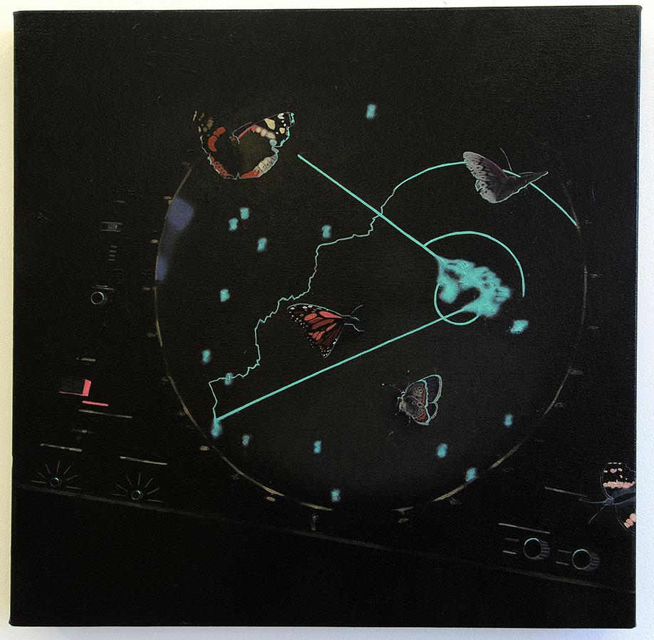<b>Title:&nbsp;</b>Cloud Music<br /><b>Year:&nbsp;</b>2008<br /><b>Medium:&nbsp;</b>Oil on canvas<br />