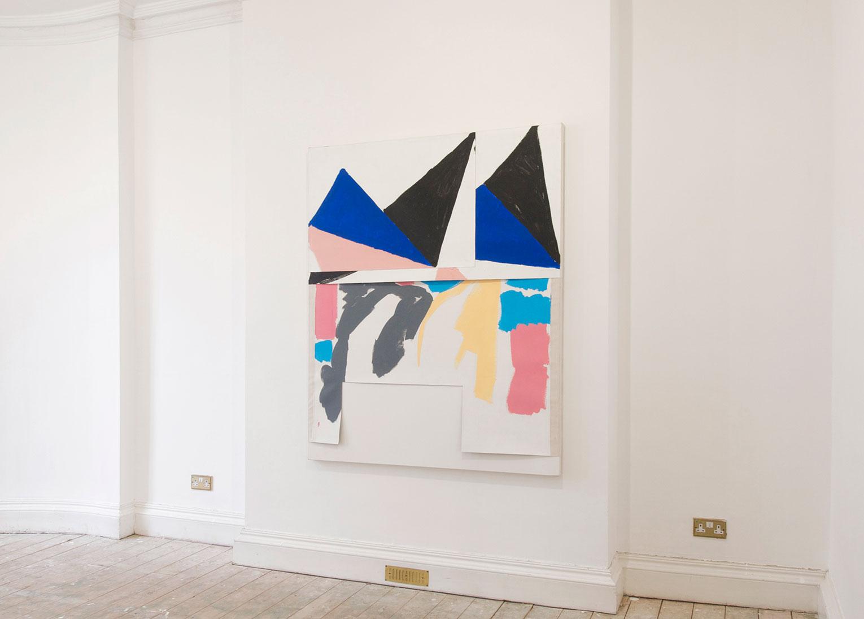 <b>Title:</b>Untitled<br /><b>Year:</b>2017<br /><b>Medium:</b>Acrylic on canvas<br /><b>Size:</b>160 x 130 cm