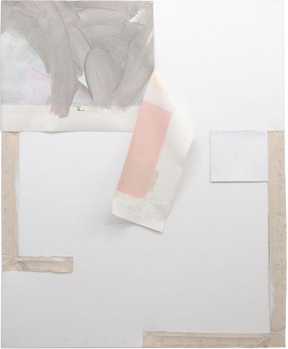 <b>Title:</b>Glamour Queen<br /><b>Year:</b>2017<br /><b>Medium:</b>Acrylic on collaged PVC and canvas<br /><b>Size:</b>160 x 130 cm