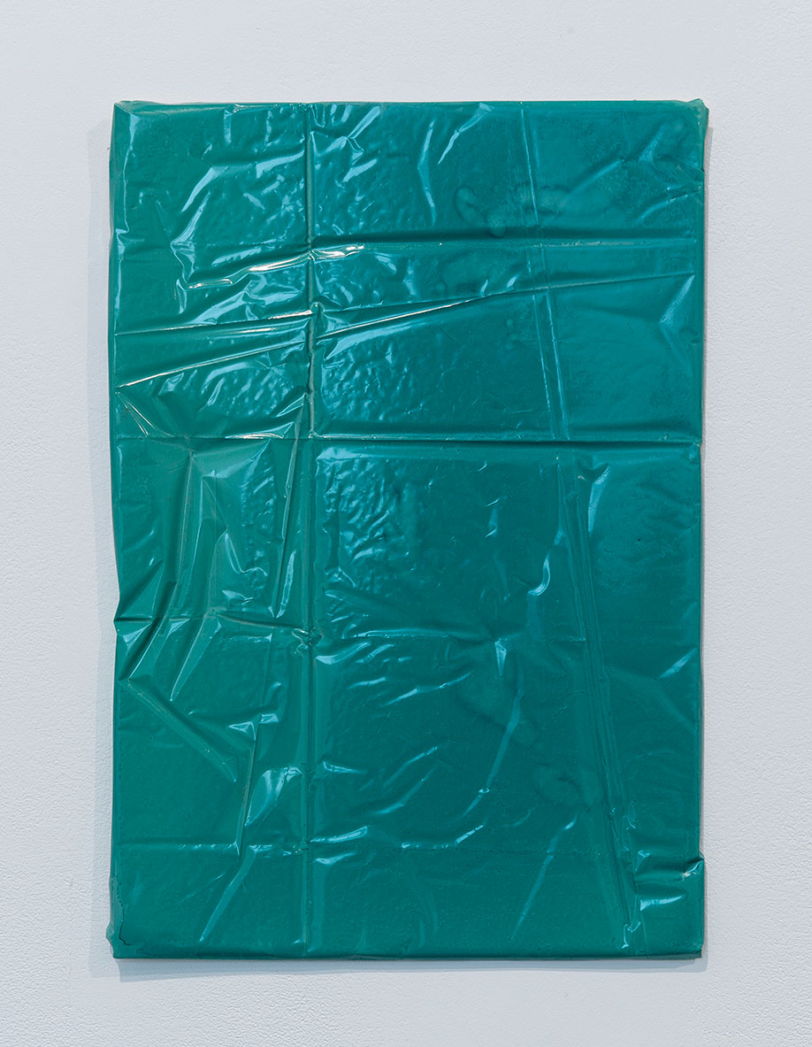<b>Title: </b>Everyday Risks<br /><b>Year: </b>2014<br /><b>Medium: </b>Polyester resin<br /><b>Size: </b>48 x 33 x 1 cm