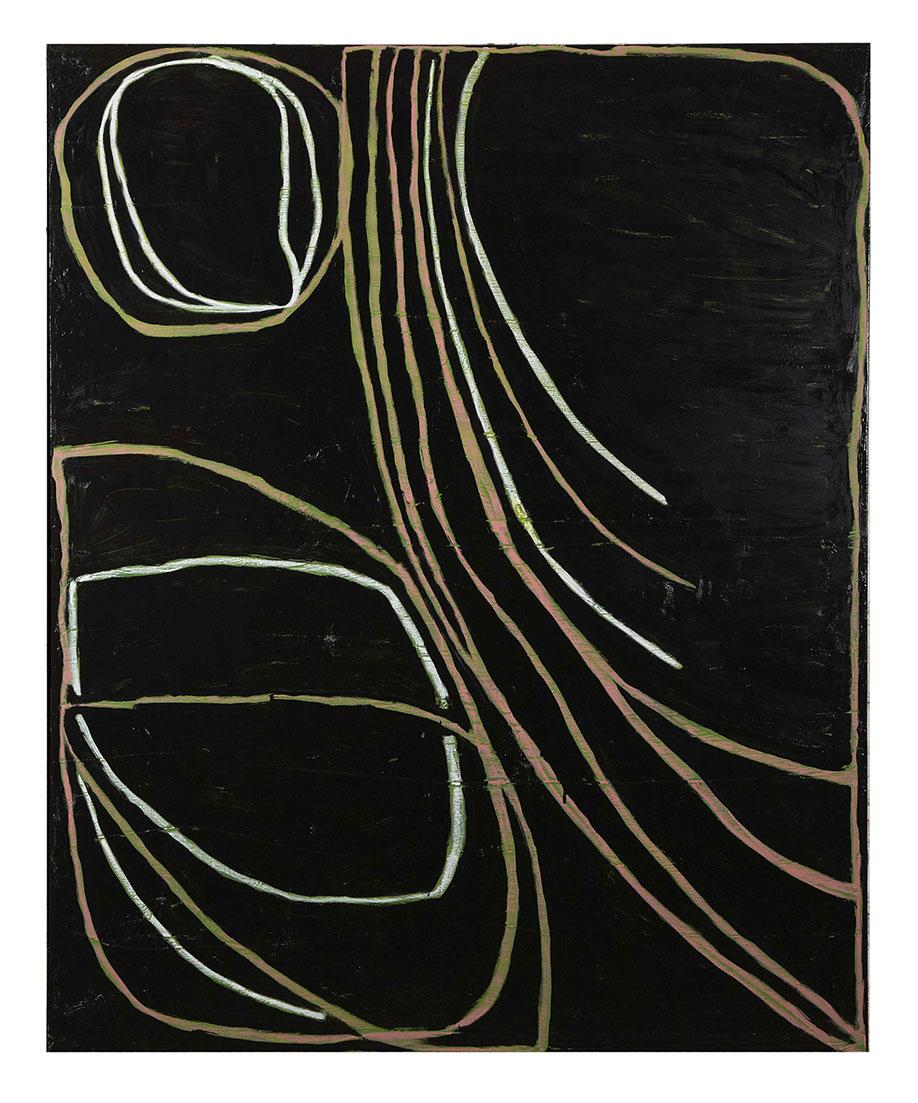 <b>Title:</b>Cyssan<br /><b>Year:</b>2011<br /><b>Medium:</b>Oil on canvas<br /><b>Size:</b>160 x 130 cm