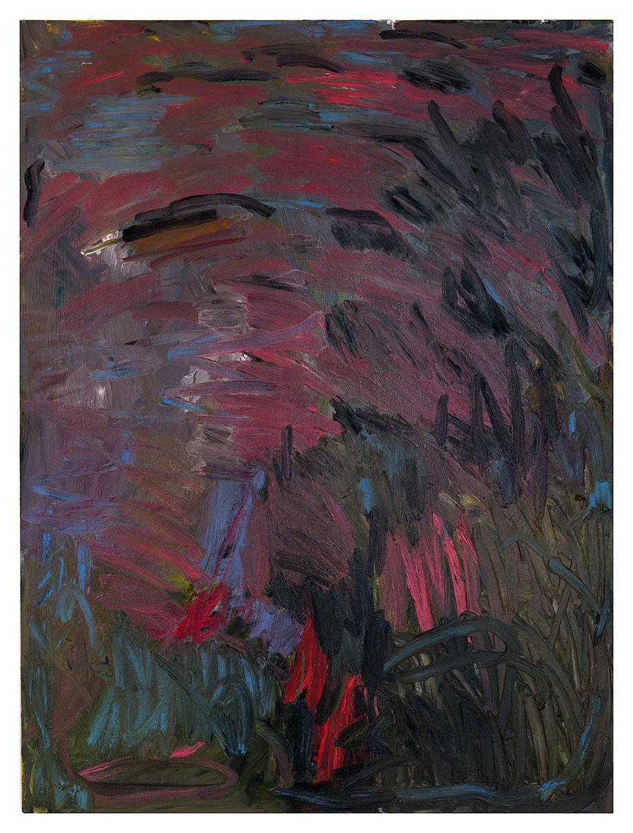 <b>Title:</b>Untitled<br /><b>Year:</b>2013<br /><b>Medium:</b>Oil on linen<br /><b>Size:</b>122 x 91.5 cm