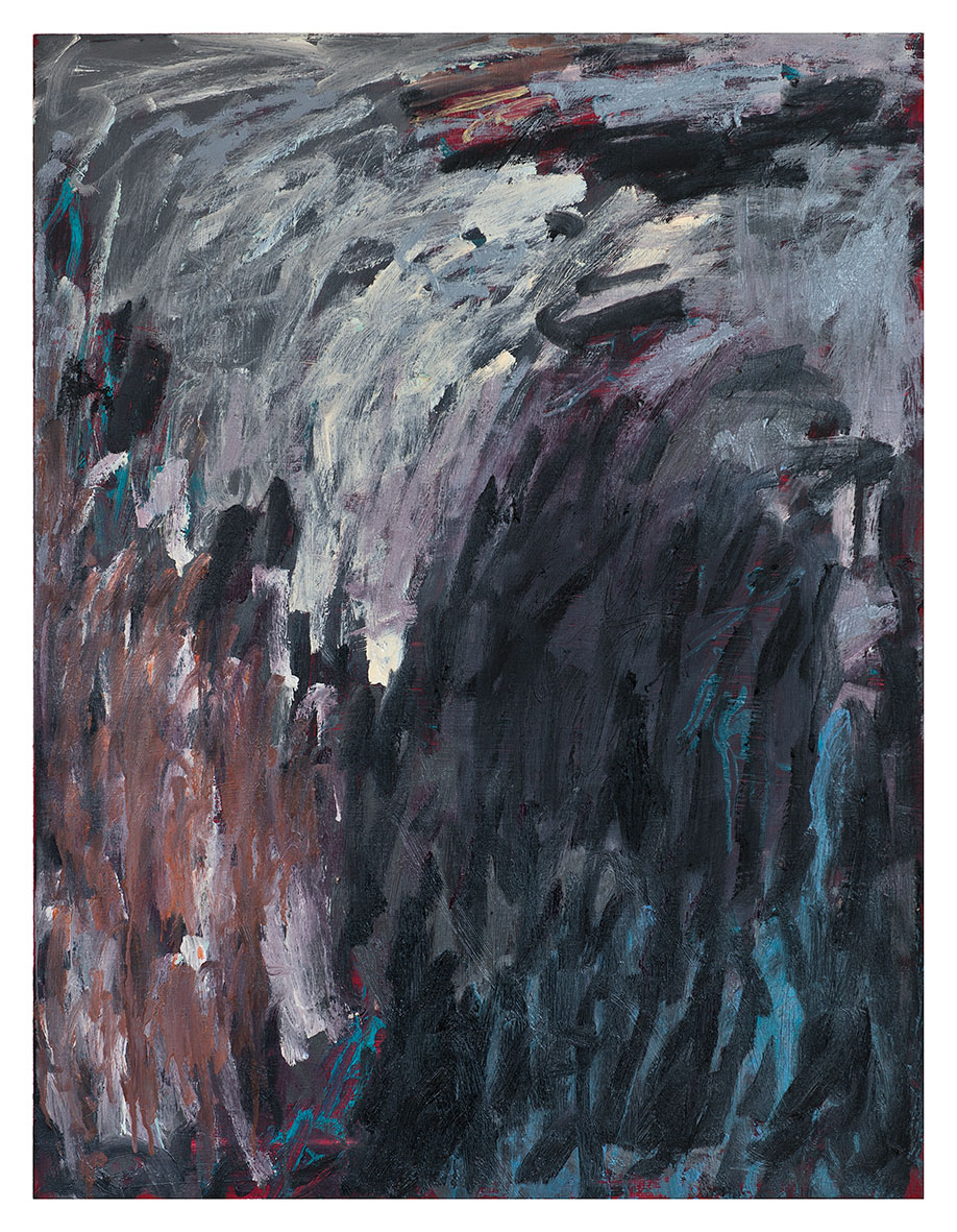 <b>Title:</b>Untitled<br /><b>Year:</b>2013<br /><b>Medium:</b>Oil on linen<br /><b>Size:</b>85 x 65 cm