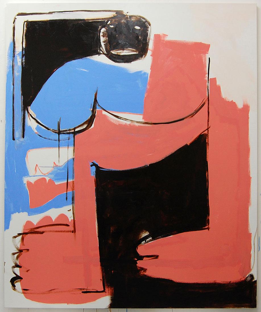 <b>Title:</b>Untitled<br /><b>Year:</b>2012<br /><b>Medium:</b>Oil on canvas<br /><b>Size:</b>200 x 10 cm