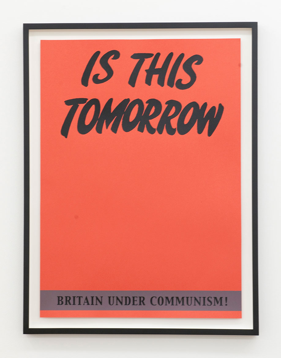 <b>Title:</b>Propaganda War Posters<br /><b>Year:</b>2010<br /><b>Medium:</b>Silkscreen print, framed<br /><b>Size:</b>50 x 70cm