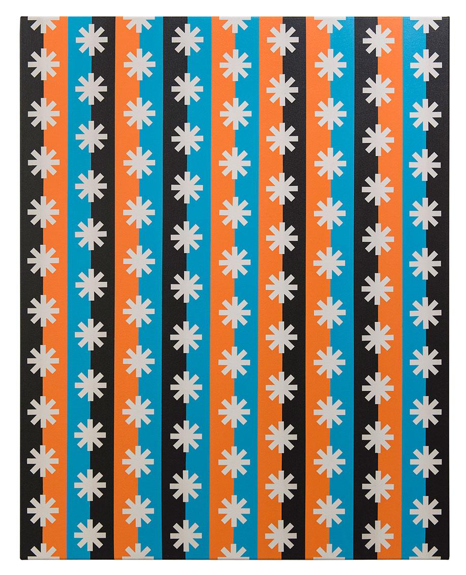 <b>Title:</b>Coenties Slip<br /><b>Year:</b>2016<br /><b>Medium:</b>Acrylic on canvas<br /><b>Size:</b>120 x 95 cm