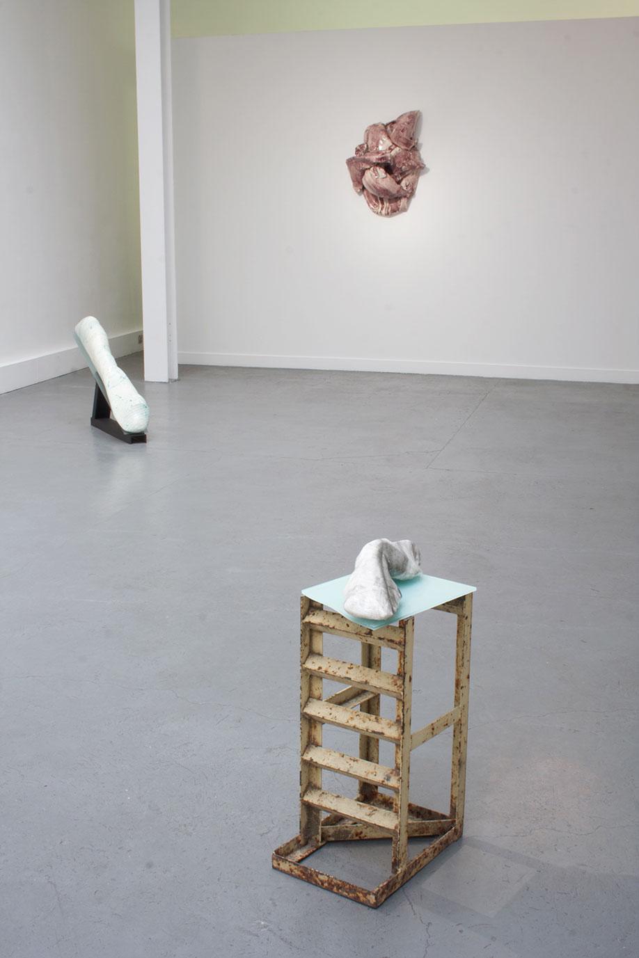 <b>Title:</b>La Galerie Particuliére, Paris, installation view<br /><b>Year:</b>2015<br />