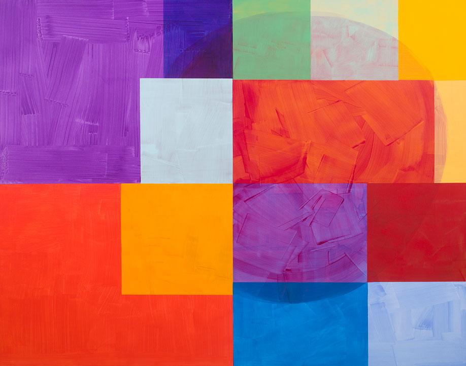 <b>Title:</b>Ghost<br /><b>Year:</b>2017<br /><b>Medium:</b>Acrylic on canvas<br /><b>Size:</b>200 x 220 cm