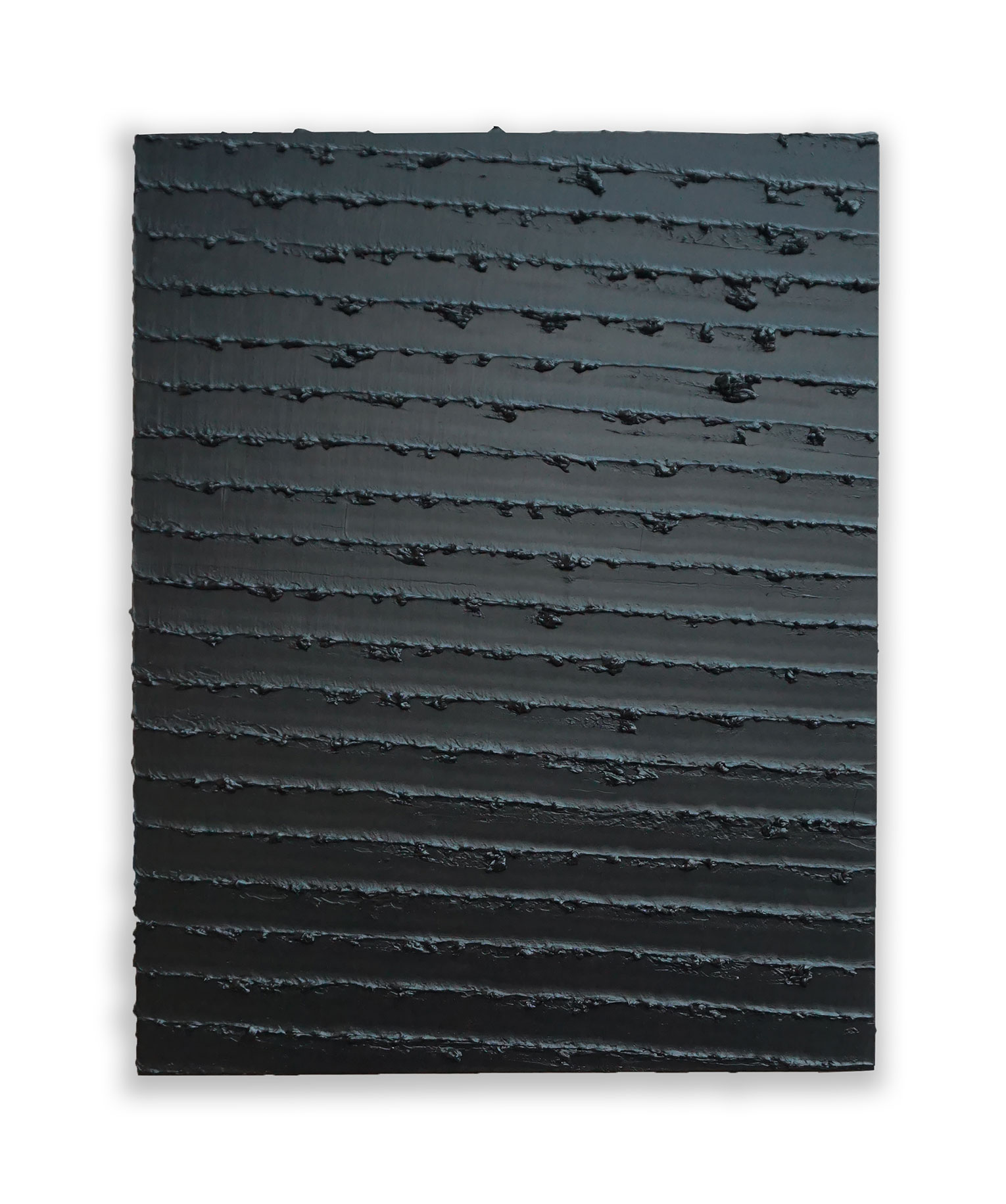 <b>Title: </b>Days I lived a world of night. V<br /><b>Year: </b>2019<br /><b>Medium: </b>Oil on birch ply panel<br /><b>Size: </b>50 x 40cm