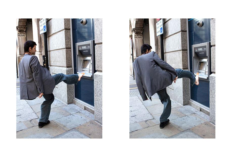 <b>Title:</b>Ariel Helyes<br>Kick up <br /><b>Year:</b>2020 <br /><b>Medium:</b>Photographs, glass frame  12,7x17,8 cm each, 25x30,5 cm (with frame)<br /><b>Size:</b>12.7 x 17.8 cm each, 25 x 30.5 cm (with frame)