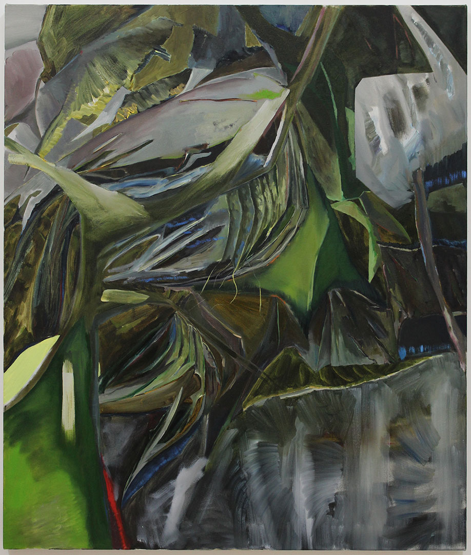 <b>Title:</b>Ella McVeigh<br>Planing<br /><b>Year:</b>2020<br /><b>Medium:</b>Oil and acrylic on canvas<br /><b>Size:</b>130 x 110 cm
