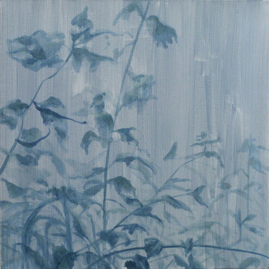 <b>Title:</b>M. Jacinta Armstrong<br>Untitled<br /><b>Year:</b>2020<br /><b>Medium:</b>Oil on canvas<br /><b>Size:</b>51 x 51 cm